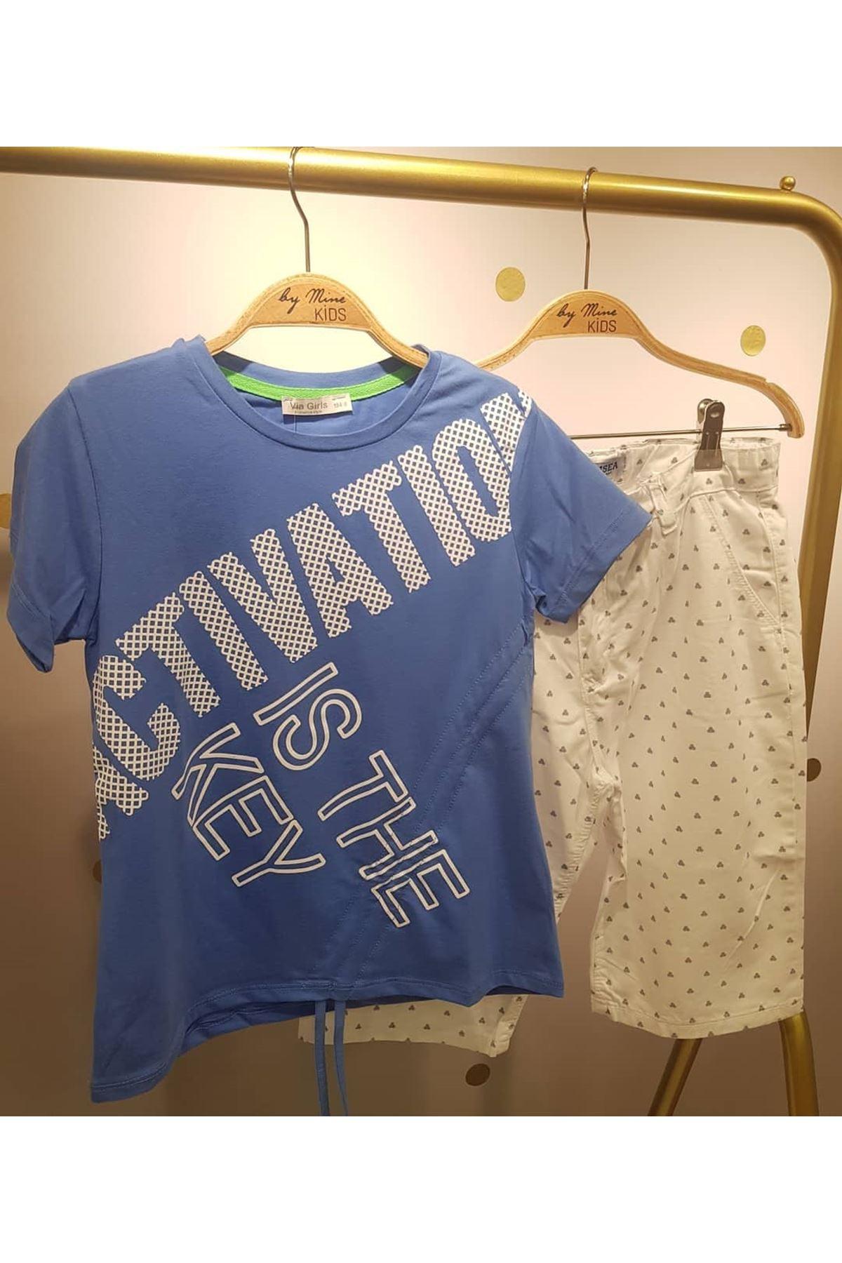 Basic Spor T-shirt