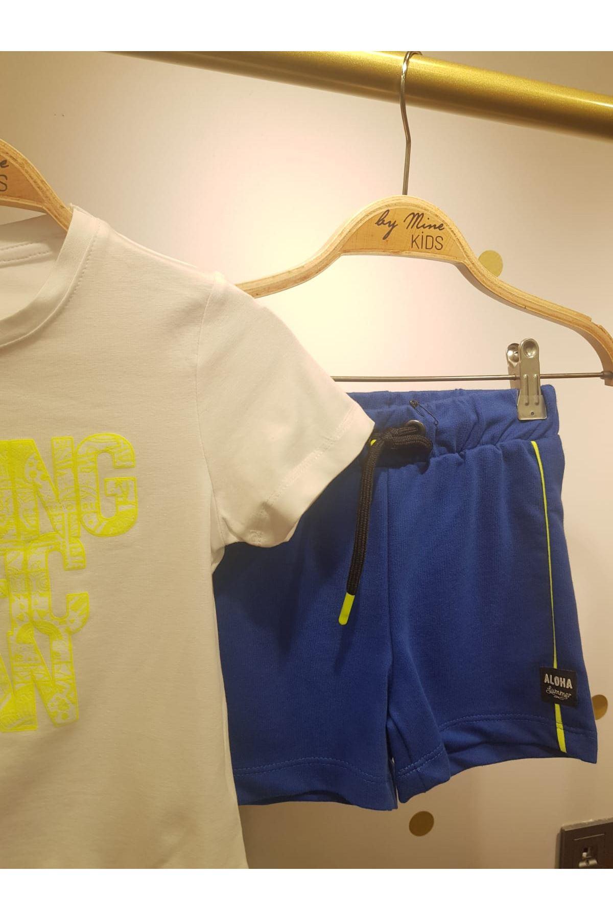 Pamuklu Spor T-shirt
