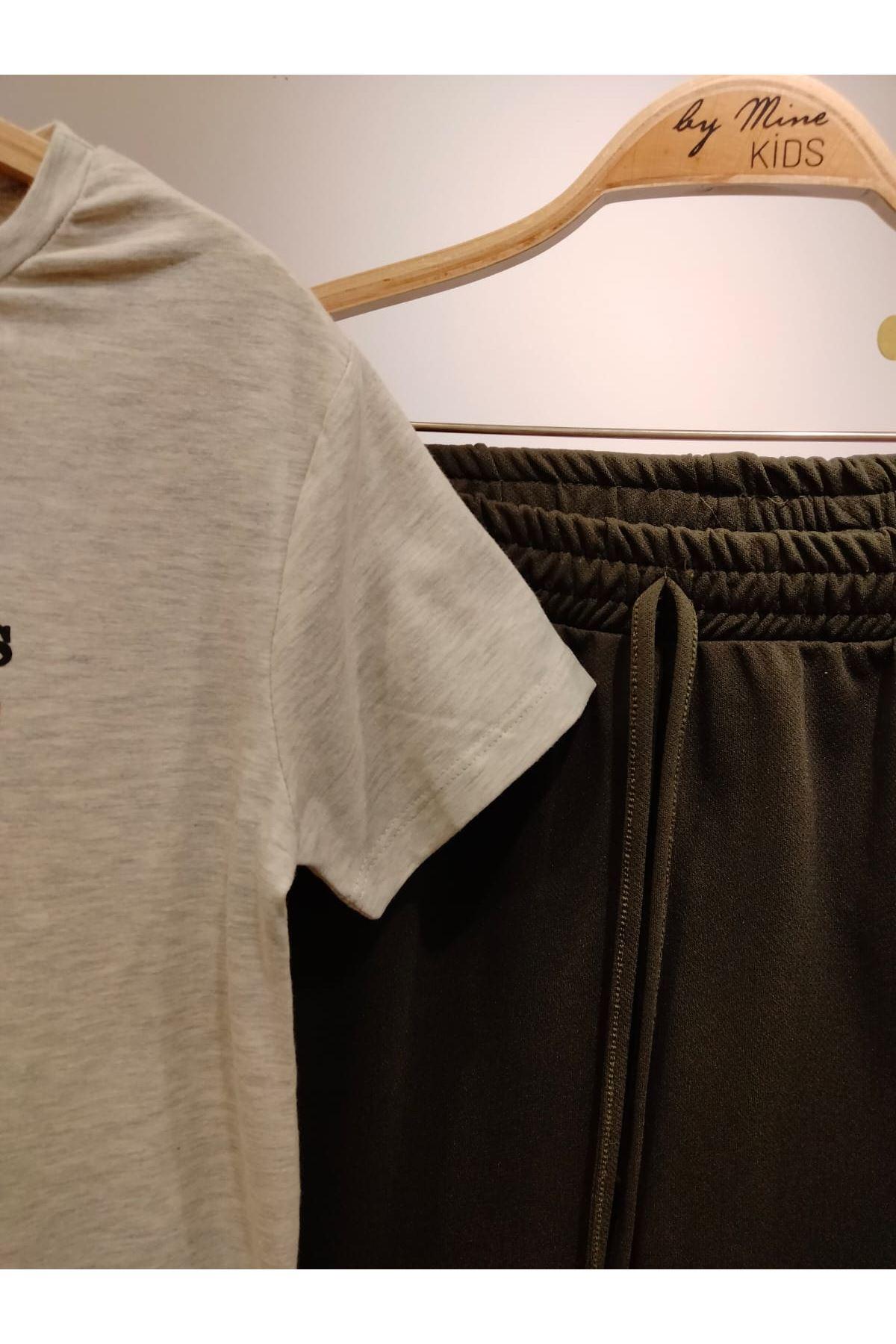 Papatya Motifli  T-shirt