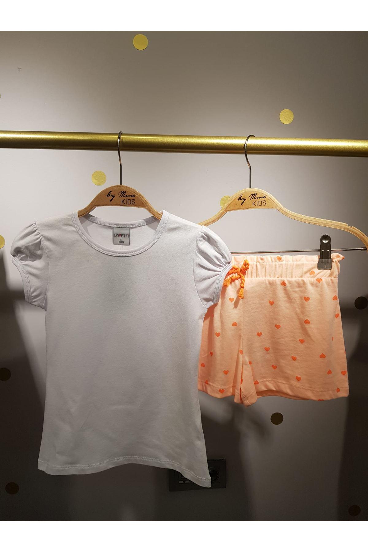 Beyaz Basic  T-shirt