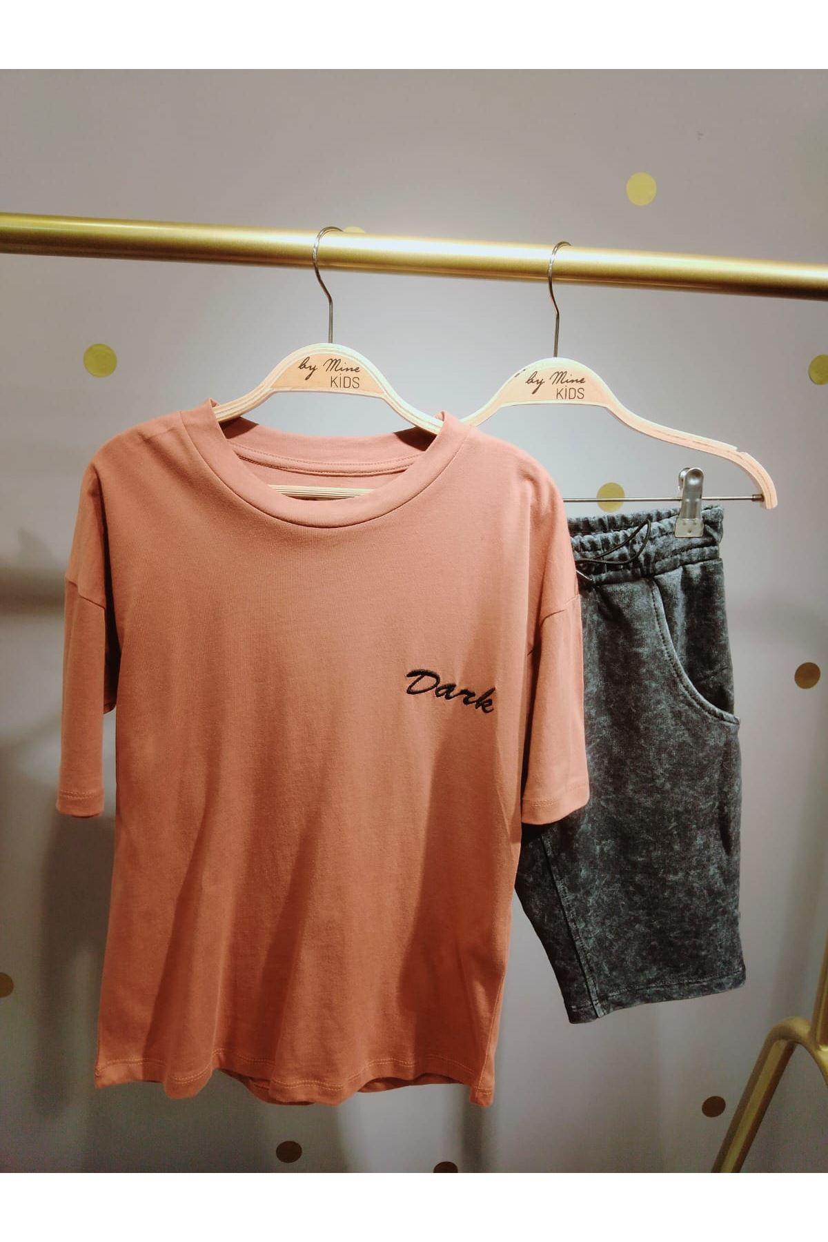 Pamuklu Basic T-shirt