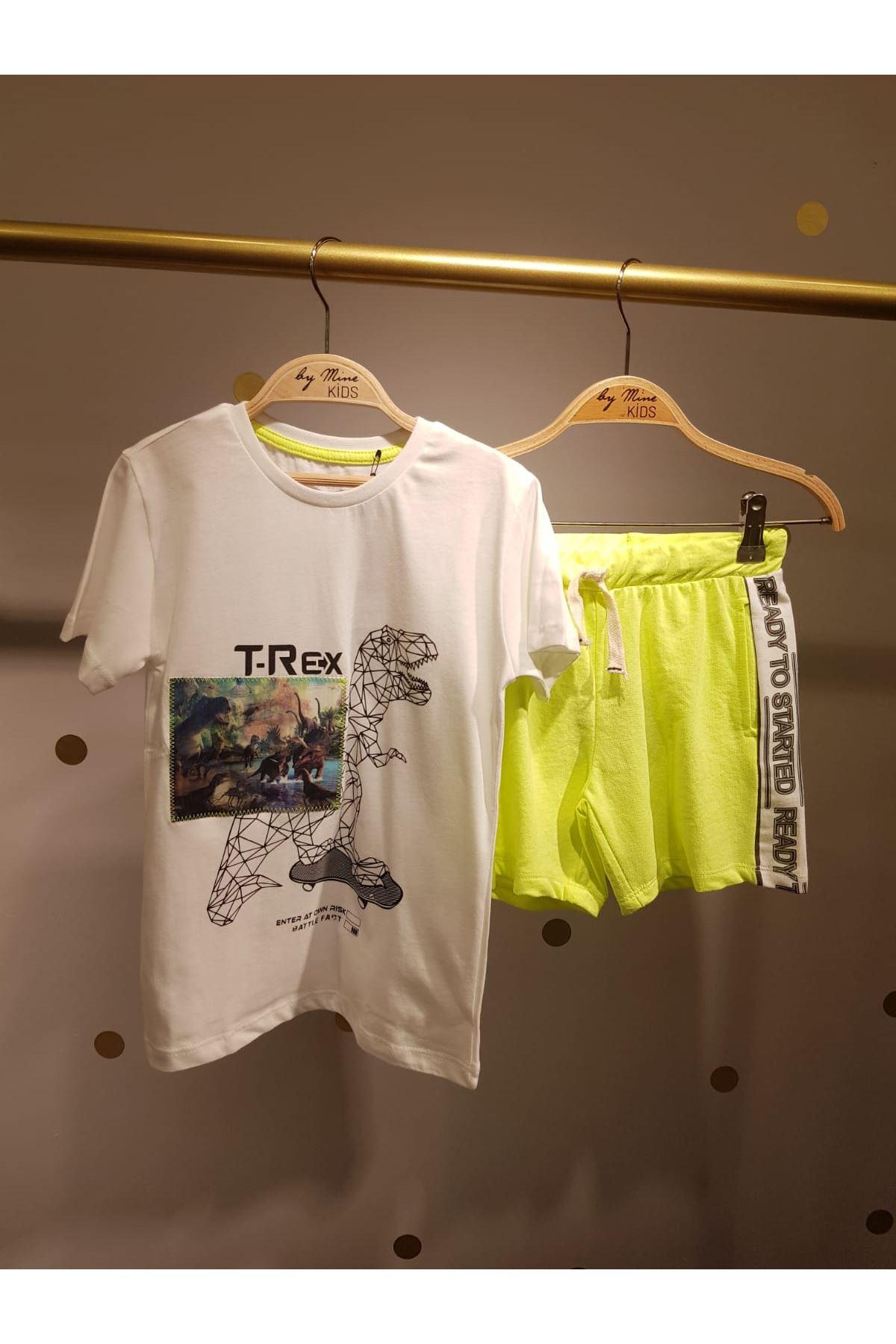 Hologram Detaylı T-shirt